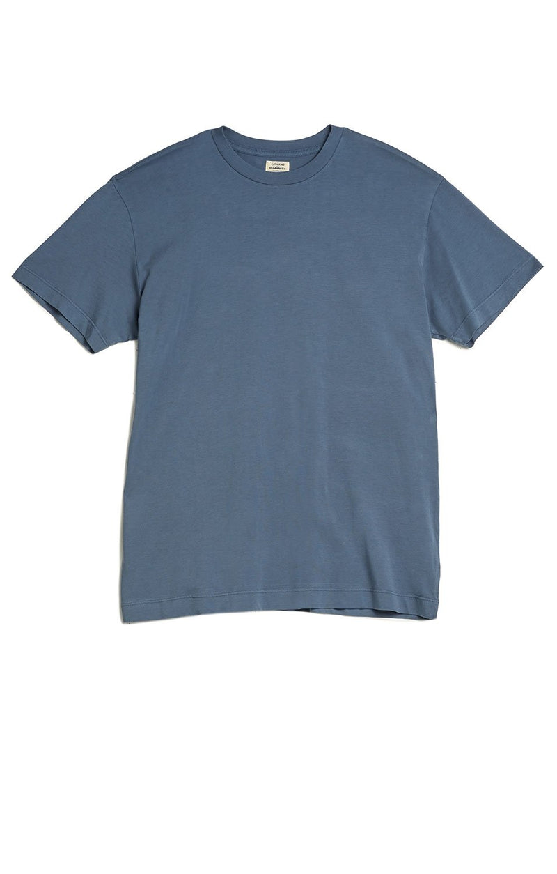 everyday short sleeve tee shirt slate side