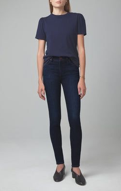 rocket mid rise skinny fit galaxy front