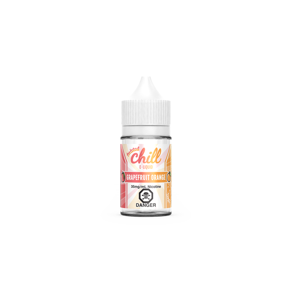 Chill Twisted Salts - Grapefruit Orange