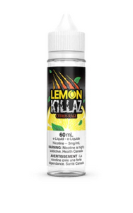 Lemon Killaz Canada Barrie Vape Store Silver Bridge Vapes