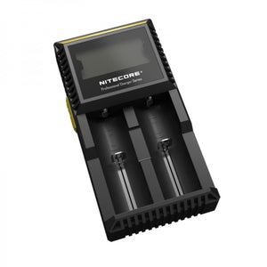 Nitecore Intellicharger D2 Battery Charger