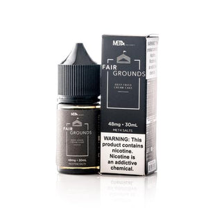 MET4 - Fair Grounds Salt Nic