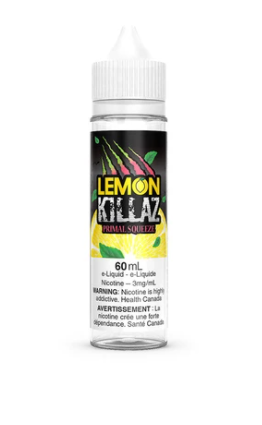 Lemon Killaz Canada Barrie Midland Vape Store Silver Bridge Vapes