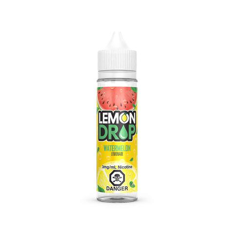 Lemon Drop - Watermelon E-Liquid. Available at Silver Bridge Vapes Barrie and Midland.