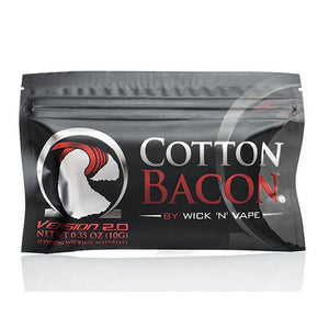 Organic Cotton Bacon V2 by Wick 'N' Vape