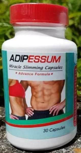 Adipessum Extreme Thermogenic Pills 100% Natural