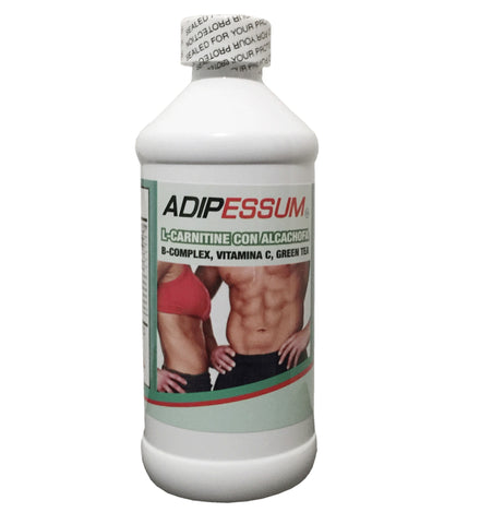 Adipessum Liquid L-carnitine 5000mg with Artichoke