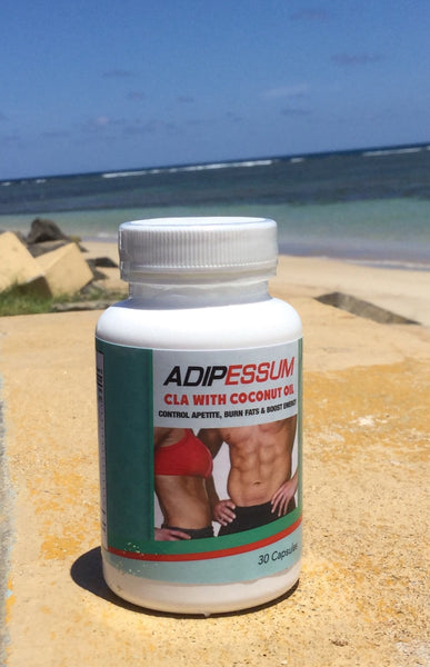 Adipessum CLA with Coconut Oil (30 pills) Buy 1, Weight loss pills - Alenice Esthetic Solutions, Alenice Esthetic Solutions