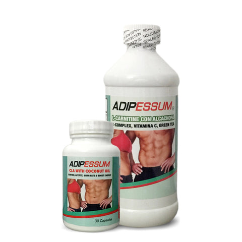 Adipessum L-Carnitine liquid and CLA