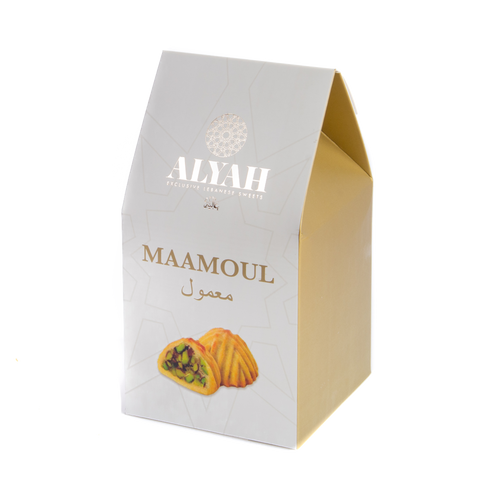 Caixa mix de Mini Maamoul - 200g