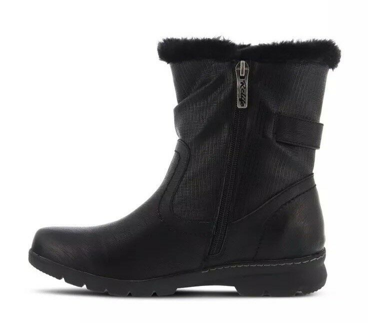 Spring Step Naiara Womens Boot Black - All Mixed Up
