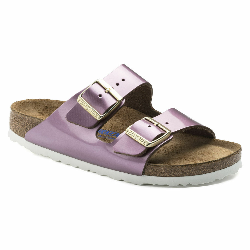 Birkenstock Arizona SoftFootbed Spectacular Pink Womens - All Mixed Up