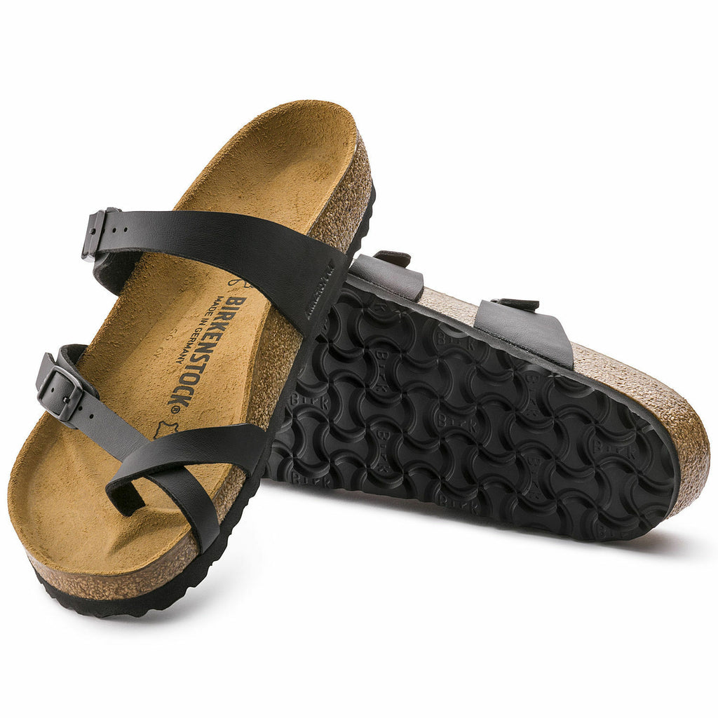 Birkenstock Mayari Black Women Traditional Footbed - All Mixed Up