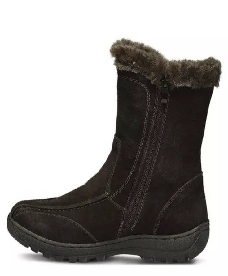 Spring Step Women's Achieve Brown Boot - All Mixed Up