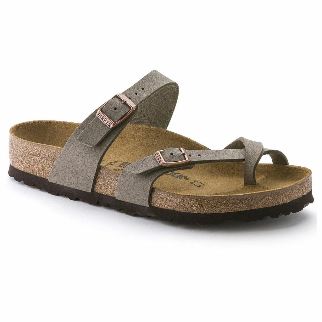 Birkenstock Mayari Stone Womens Traditional Footbed - All Mixed Up