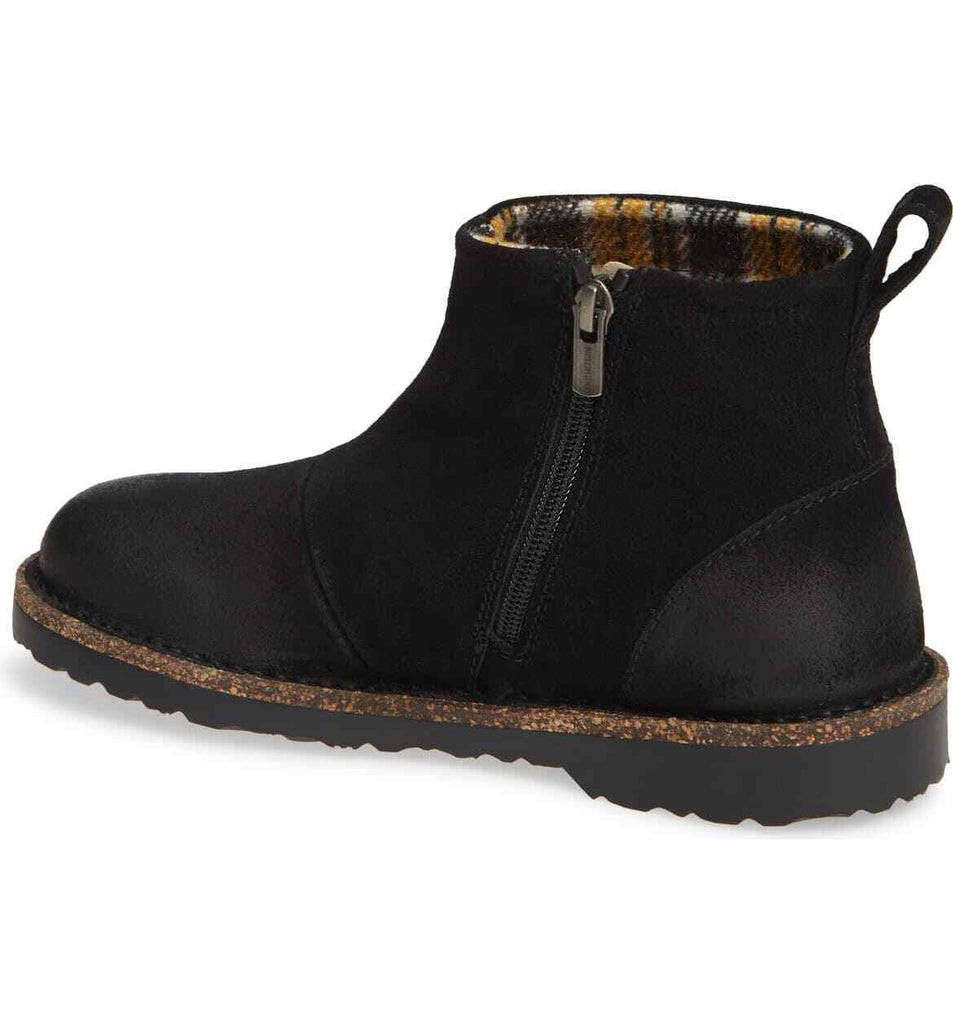 Birkenstock Melrose Boot Black Womens - All Mixed Up