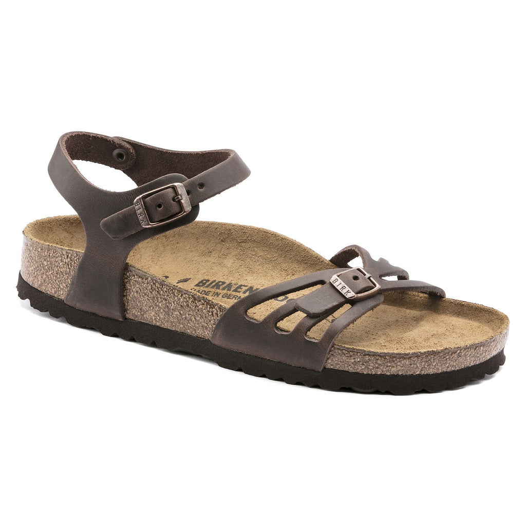 Birkenstock Bali Oiled Leather Habana Women - All Mixed Up
