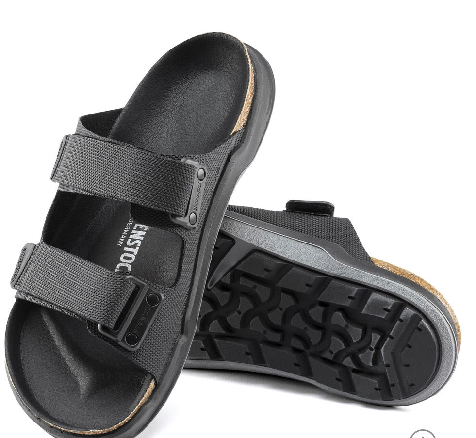 Birkenstock Atacama Futura Black Men's Sandal - All Mixed Up