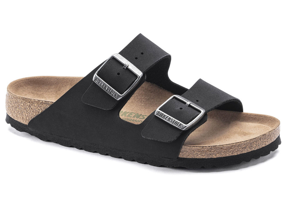 Birkenstock Arizona Vegan Black Unisex - All Mixed Up