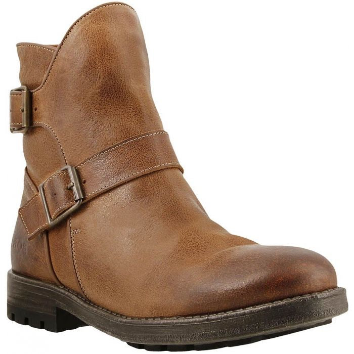 Taos Outlaw Boot - Tan - Womens - Leather - All Mixed Up