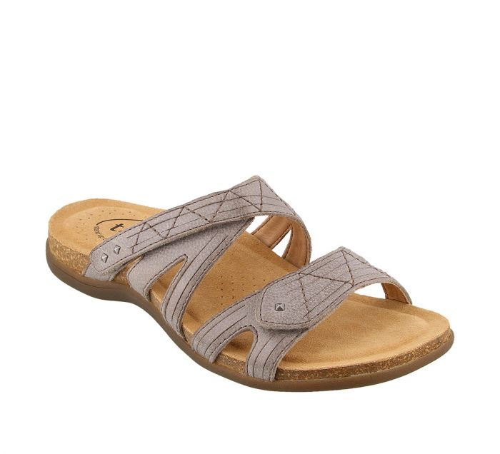 "Taos Premier ""Grey"" Women's Sandal - All Mixed Up"
