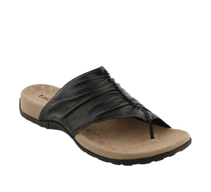 Taos Footwear Gift 2 Black Women's Sandal - All Mixed Up