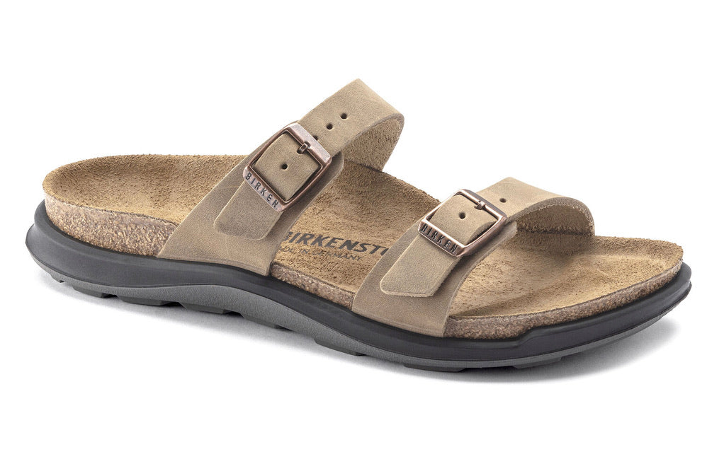 Birkenstock Sierra Women's Tobacco Brown - All Mixed Up