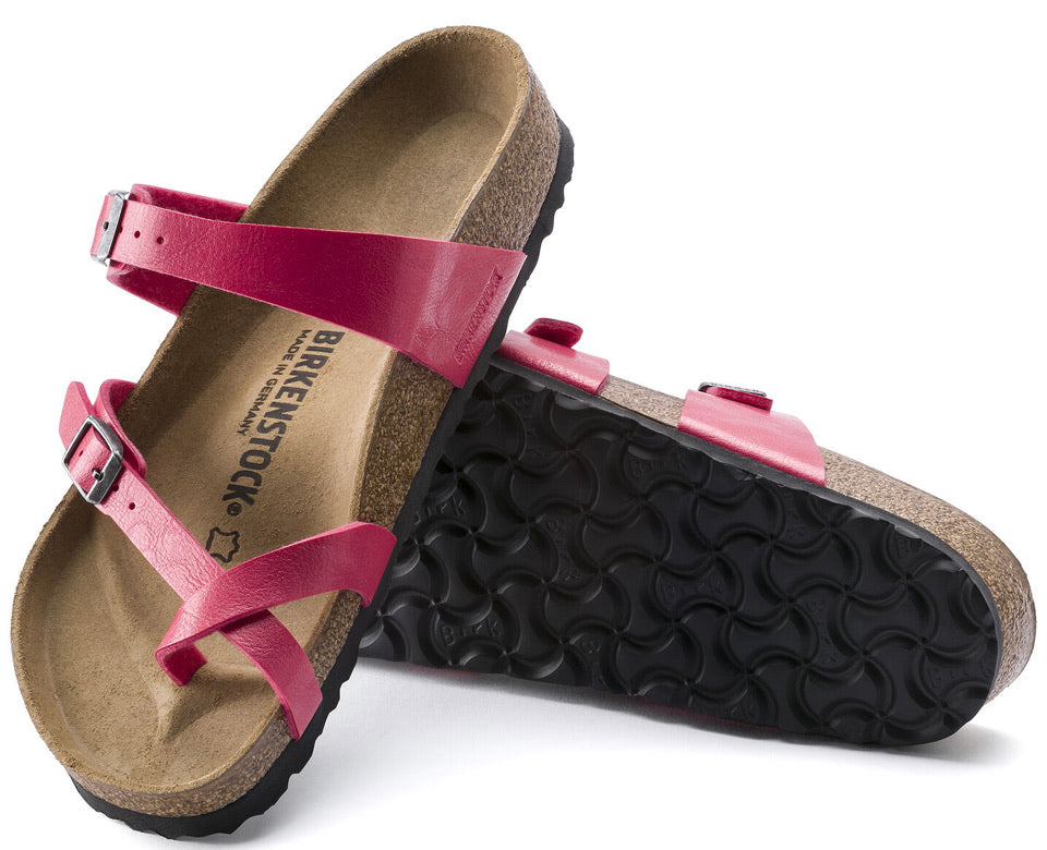 Birkenstock Mayari Graceful Raspberry Women's - All Mixed Up