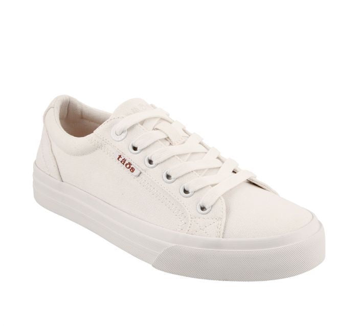 "Taos Footwear Plim Soul Women's Shoe ""White"" - All Mixed Up"