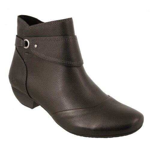 Taos Women's Image Boot Black Leather - All Mixed Up