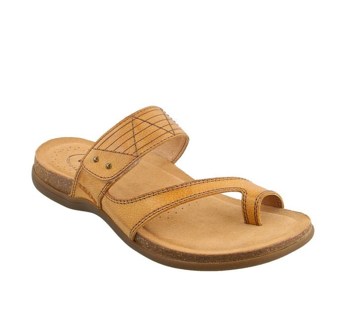 Taos Footwear Zone Wheat Women's Sandal - All Mixed Up