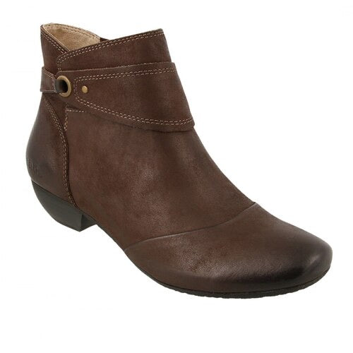 Taos Women's Image Boot Leather - Chocolate Oiled - All Mixed Up