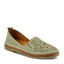 Spring Step INGRID SHOE Olive Green Women's Slip On - All Mixed Up