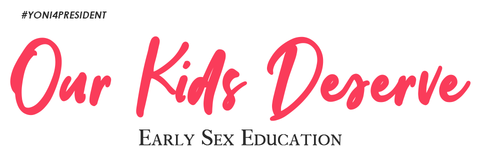 Early sex education. Prepares and prevents.