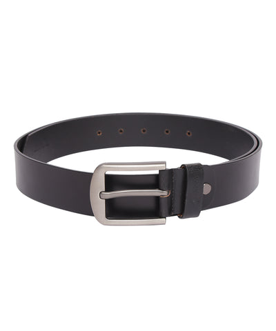GABICCI LEATHER BELT (BLACK)
