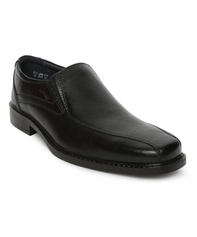 JOSHUA TRAMLINE LOAFER (BLACK)