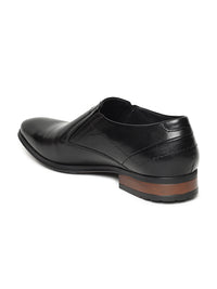 DONNY GRAIN LOAFER (BLACK)