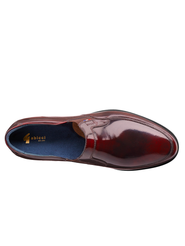 HAROLD LOAFER (BURGUNDY)