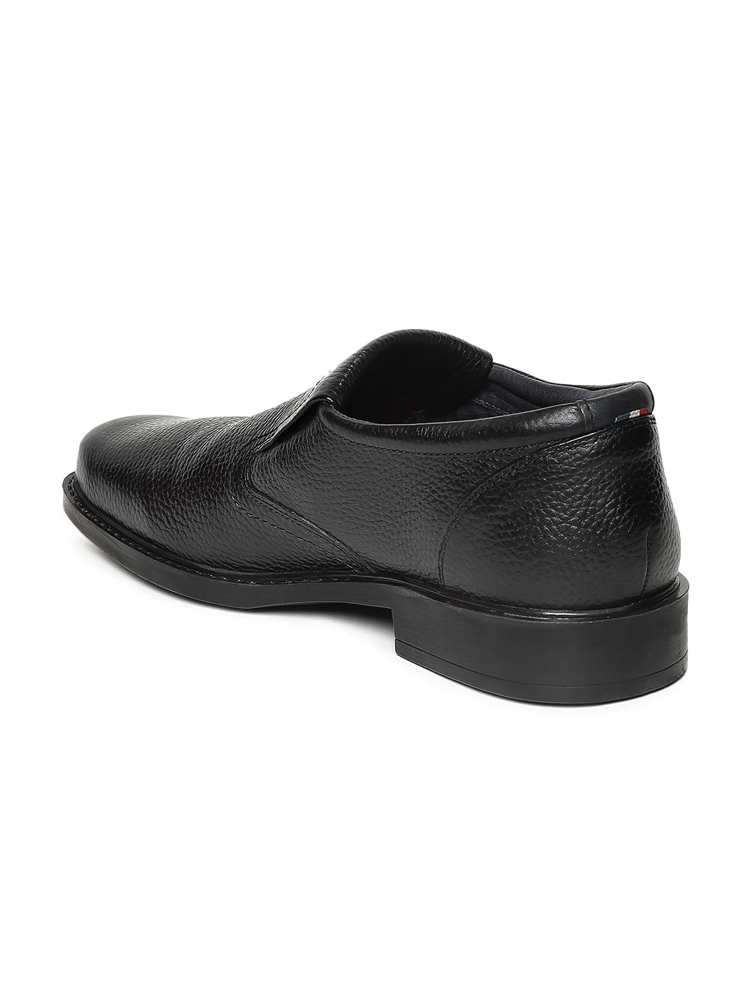 Joshua Plain Toe Slip-on ( Black )