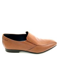 JEFF TRAMLINE SLIPON (TAN )