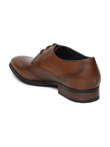 DONNY GRAIN BROGUE (TAN)