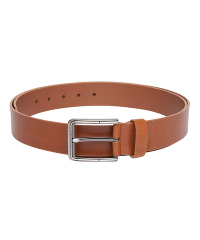 GABICCI LEATHER BELT (TAN)