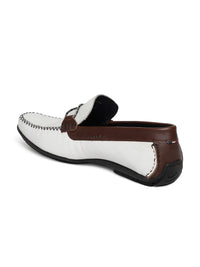 HAMILTON WAVE LOAFER (WHITE)
