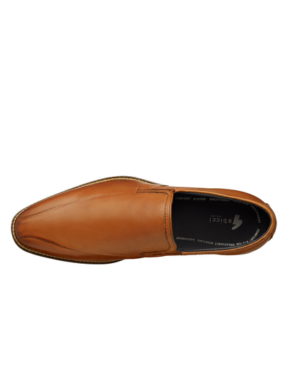 PETERS PUNCHED TASSLE LOAFER 