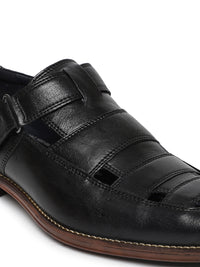PETERS CEASERS SANDAL (BLACK)
