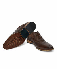 WIZARD OXFORD BROGUE (ROYAL OAK)
