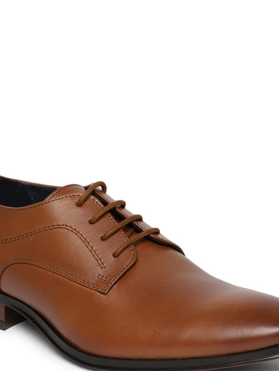 DONNY GRAIN DERBY (TAN)