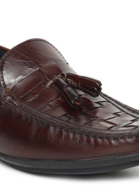 HAMILTON STEWARD LOAFER (ROYAL OAK)