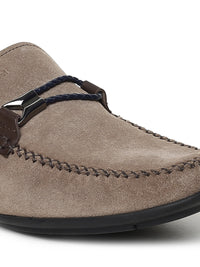 HAMILTON WAVE LOAFER (TAUPE)