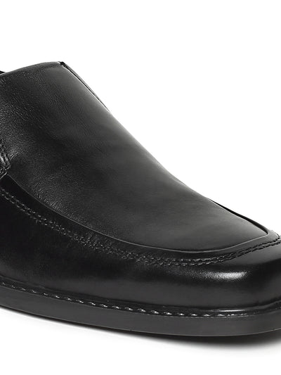 JOSHUA APRON SLIP-ON (BLACK)